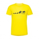 QD Logo Print T-Shirt AF Men's