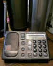 携帯BCLラジオ ICF-SW1S