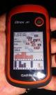 GPSMAP etrex20 (英語版)