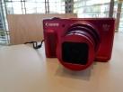 Canon デジタルカメラ PowerShot SX720 HS レッド 光学40倍ズーム PSSX720HSRE