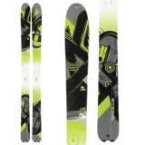 SideStash Skis 2012