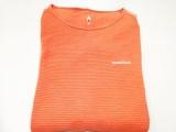 ジオライン M.W. ラウンドネックシャツ Women's コーラルピンク