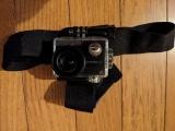 アクションカメラ 4K高画質2000万画素 ウェアラブルカメラ