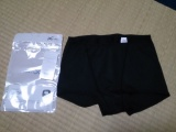 SHORTS(NORMAL)HSY037 BL M